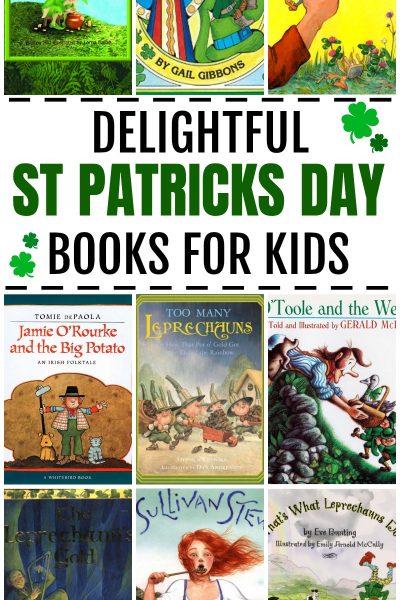 st patricks day childrens books