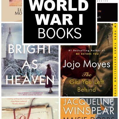 wwi books