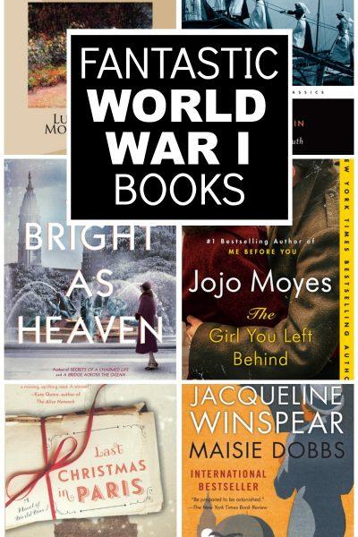 wwi books