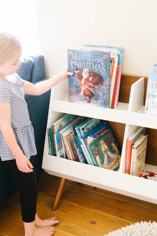 organizing books