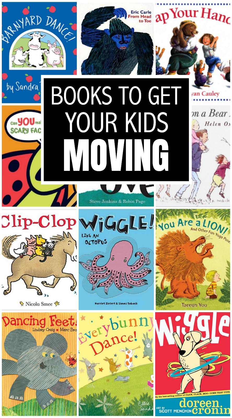 movement books