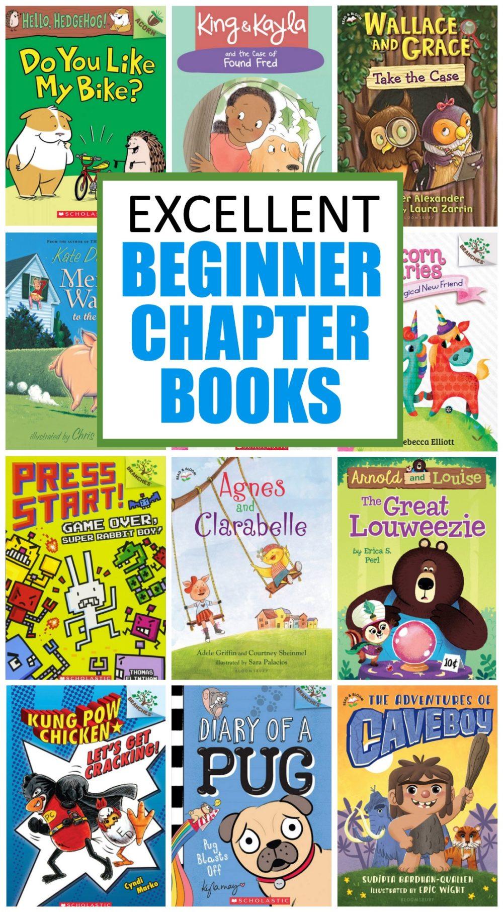 beginner chapter books