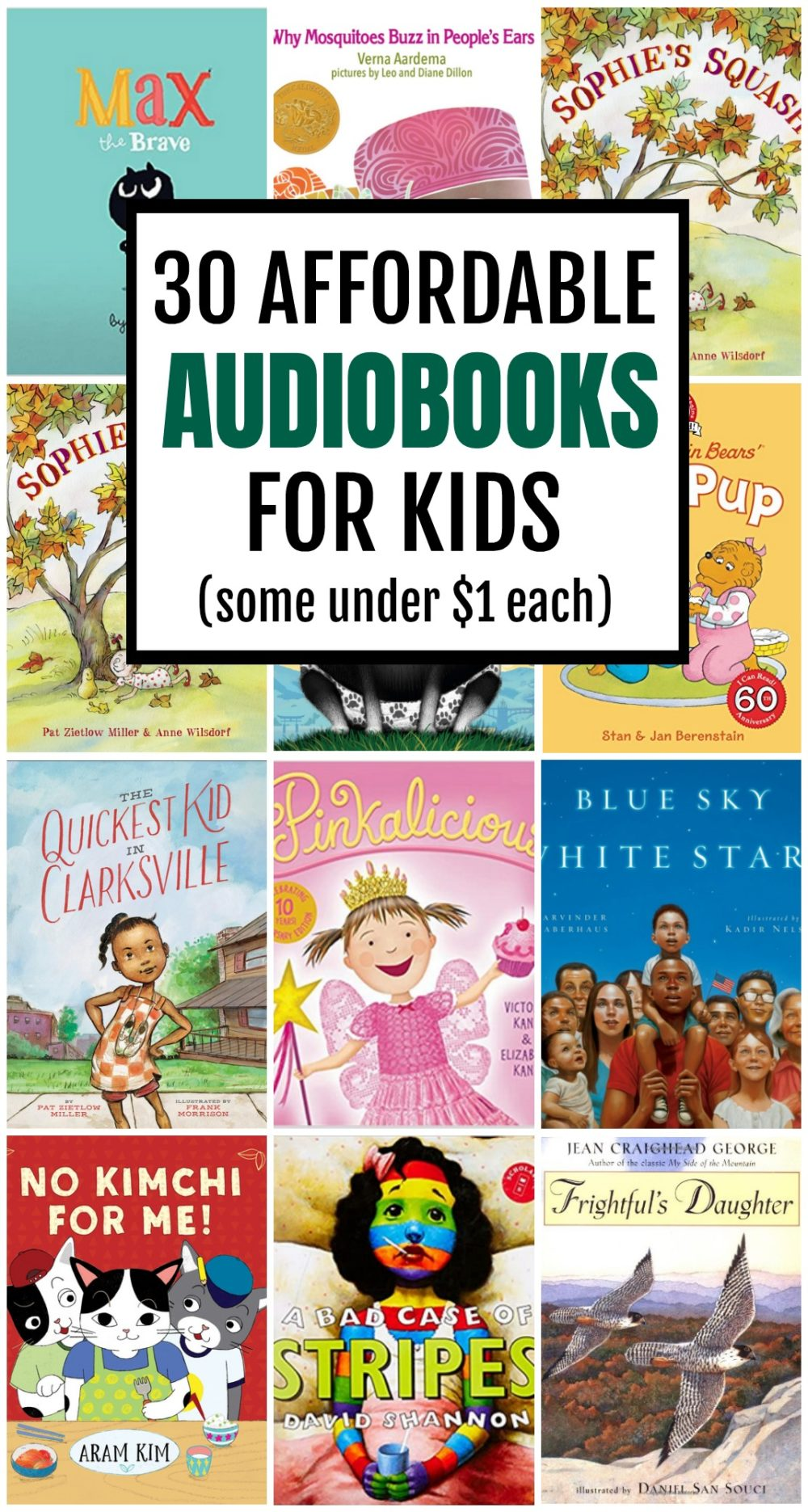 cheap audiobooks
