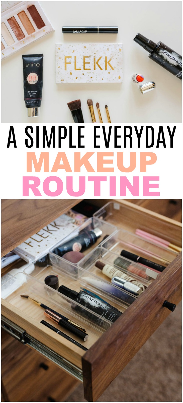 everyday makeup