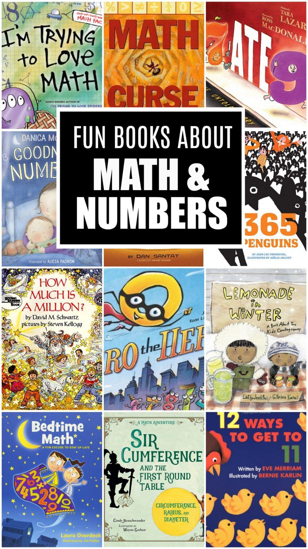 books about math