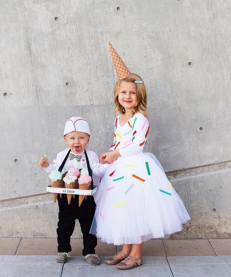 ice cream costumes