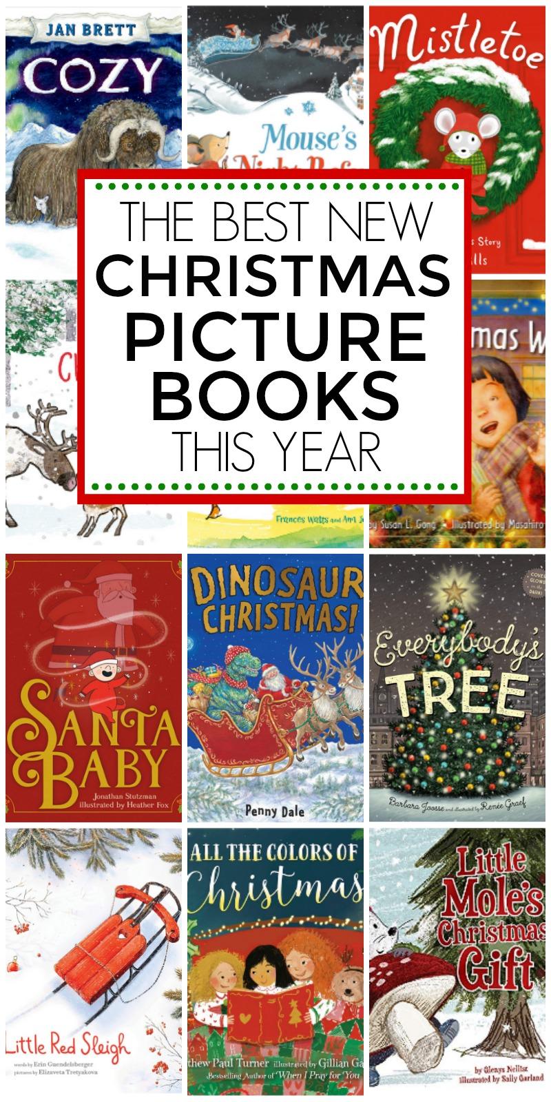 new Christmas books 2020