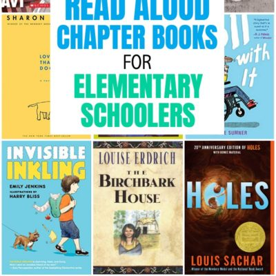 best read aloud chapter books