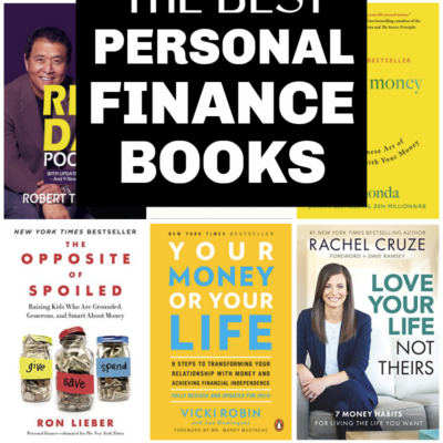best personal finance books