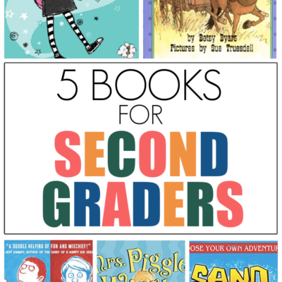 second grade books
