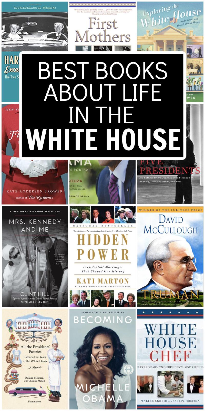 best presidential biographies