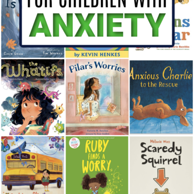 books for children with anxiety