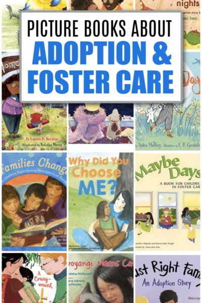 books about adoption