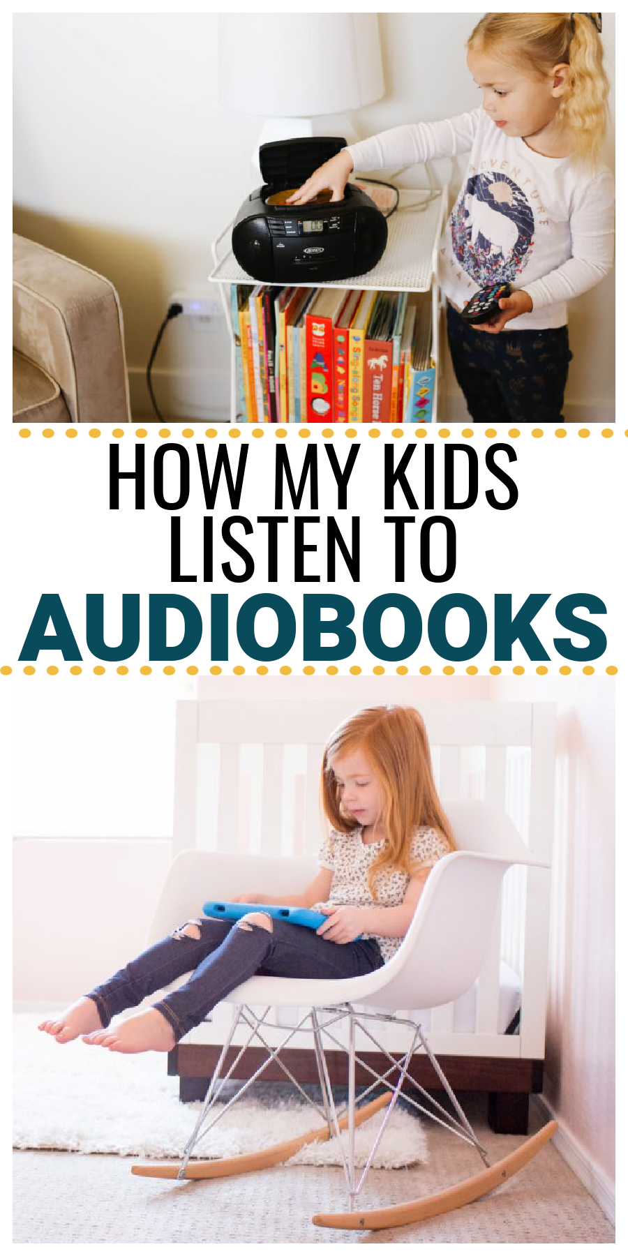 best way to listen to audiobooks