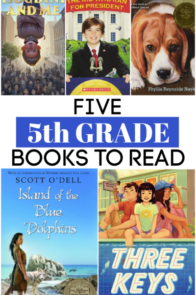 5th grade books to read