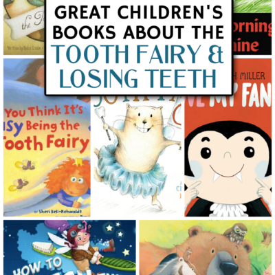 books about tooh fairy